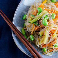 Sukiyaki Shirataki Noodles by Merci Mama