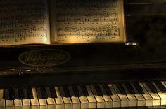The Piano. #piano #music #keys