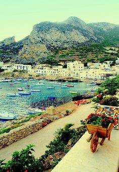 Favignana, Egadi islands, Sicily....more to explore!!