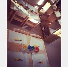 Preschool Natural Creative Area