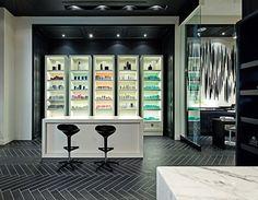 Donato Salon + Spa, II BY IV Design Associates., Inc.