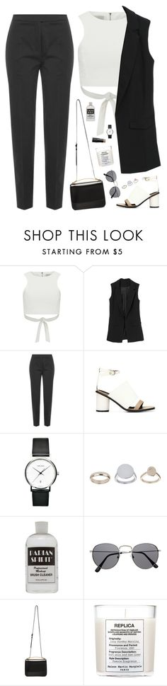 """fifteen seconds"" by bomlion ❤ liked on Polyvore featuring Lavish Alice, Kenzo, Georg Jensen, Topshop, Marni, Maison Margiela and NARS Cosmetics"