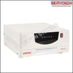 SERVOKON SYSTEMS LTD. from Delhi, India is a manufacturer, supplier and exporter of Servokon Oil Cooled Stabilizers, Refrigerator Stabilizers at the best price. Good Things, India, Cool Stuff, Products, Rajasthan India, Gadget, Indie, Indian