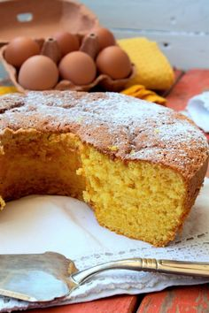 Baking Recipes, Cake Recipes, Portuguese Recipes, How Sweet Eats, Love Food, Banana Bread, Cupcake Cakes, Deserts, Sweets