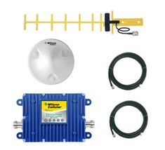 Wilson cell phone booster kit for amplifying signal when you're on the land... #cell #verizon