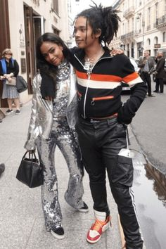 Luka Sabbat wearing Nike Off-White x Air Jordan Supreme Boxer Briefs Supreme Boxers, Chic Outfits, Fashion Outfits, Fashion Trends, Street Style, Sneakers Fashion, Men's Sneakers, Running Sneakers, Running Shoes