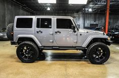 2015 Jeep Wrangler Unlimited Sahara FUEL OFFROAD EDITION