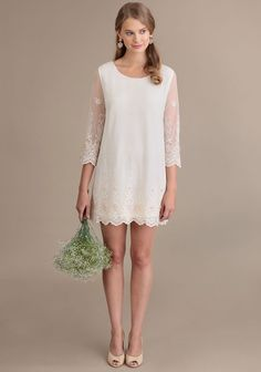 Alessia Tunic Dress By Darling Uk Sleeve Wedding Dresses Dream Wear