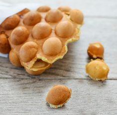 Hong Kong Egg Waffles | Kirbie's Cravings | A San Diego food blog