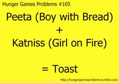 bahahahaha....never thought about this before:P #hungergames