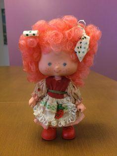 Boneca Moranguinho Antiga Estrela - R$ 90,00 no MercadoLivre