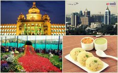 Bangalore or Bengaluru is a vibrant cosmopolitan city and is known as the city of contrasts , nicknamed variously as 'Silicon Valley of India', 'Garden City', 'City of Pubs', 'Shoppers Paradise' and 'Jewel of South'. The swanky international airport is now named after Bengaluru's founder Kempegowda, a chieftain who ruled the city in the 16th century under the Vijayanagara Empire. Pack your bags and fly now – www.aircosta.in  ನಮ್ಮ ಬೆಂಗಳೂರು