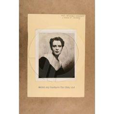 Photo MRS. REGINALD C. VANDERBILT Portrait