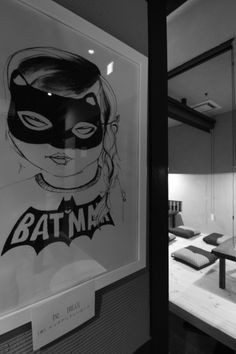 H&Concept#014呑家 縁べゑ H&C home H Concept, Batman, Superhero, Fictional Characters, Superheroes, Fantasy Characters