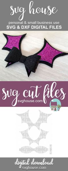Making Hair Bows, Diy Hair Bows, Diy Bow, Wrapping Paper Bows, Bow Template, Halloween Bows, Hair Bow Tutorial, Bow Pattern, Felt Bows