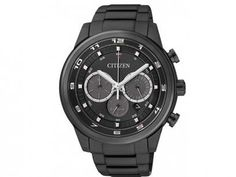075a12e35 Relógio Masculino Citizen Analógico - Resistente à Água Cronógrafo TZ30268J