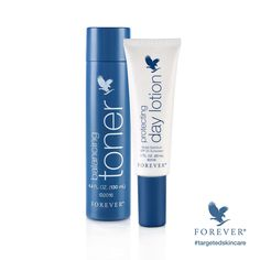 Forevers Balancing Toner consists of cucumber extract to soothe and provide extra hydration. Cucumbers can enhance your skin's tone and it also contains ligans which may help with your skin's puffiness and texture.