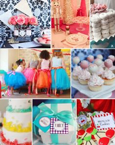 Great little girls theme!