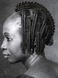 Wondrous African Hairstyles African Hair Pinterest Beautiful The Short Hairstyles For Black Women Fulllsitofus