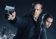 'Bourne 5' nos trae un nuevo spot televisivo