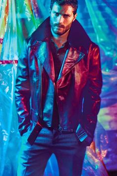 Fifty Shades Updates: HQ PHOTOS: Jamie Dornan for British GQ | No, I've never read 50 Shades of Grey and I'm not going to see the movie - I just like the photo!
