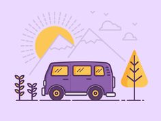 Traveling by Vijay Verma #Design Popular #Dribbble #shots