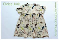 Eloise Jurk: gratis patroon van 2 tot 8 jaar