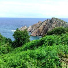 Playa de El Silencio #Asturias
