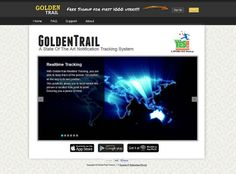 GoldenTrail Home