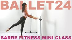 Kicked my butt in the best way, I used a … – Fitness Ideas Ballet Barre Workout, Pilates Barre, Barre Workouts, Cardio, Ballerina Body, Ballet Body, Total Body, Aerobics Workout, No Equipment Workout
