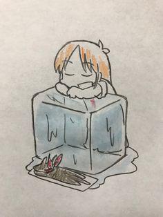 Nichijou, Manga Artist, Pictures To Draw, Manga To Read, Anime, Character Design, Geek Stuff, Kawaii, Animation