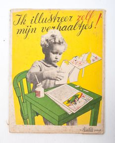 Kinderboeken; Ik illustreer zelf mijn verhaaltjes! - 1943