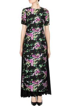 Floral maxi cover up set   #carma #carmaonlineshop #style #fashion #designer #indianfashion #indiandesigner #ankitajuneja #gown #couture #shopnow #indianwear #pretty #girly #onlineshopping #instashop #floral #maxi