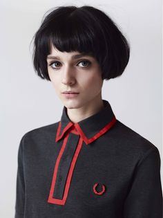 fred perry - beauty collar