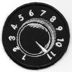 Up to Eleven Patch by PopCulturePatches on Etsy