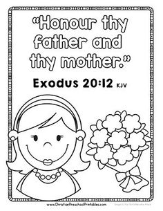 Superhero kids scripture posters printable jpg and pdf files honor your mother printables games copywork verse cards minibooks gifts for kids to make and more great for homeschool sunday school lessons fandeluxe Choice Image