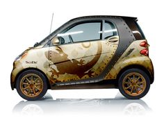 Sobe smart car wrap. I really want to wrap one of these little things!