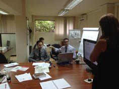 During Bee real estate Base seminar at Alexandroupolis.
