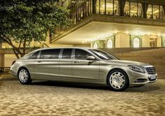 The revived 2016 Mercedes-Maybach Pullman S600 will feature a 6.0 liter turbocharged V-12 engine which will be mated to a 7 speed automatic transmission...