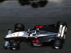 ika Pauli Häkkinen (FIN) (West McLaren Mercedes), McLaren MP4/14 - Mercedes FO 110H 3.0 V10  1999