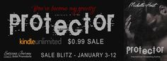 Smokin' Hot Reads: Sale Blitz: Protector by Michell Horst