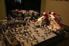 lego battle moc    Lego Star Wars Moc: