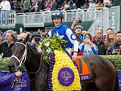 Tepin secured her Eclipse Award honors with a slam-dunk performance in the Breeders' Cup Mile (gr. IT), beating the boys by 2 1⁄2 lengths in a race which has now had a female winner upon nine occasions.