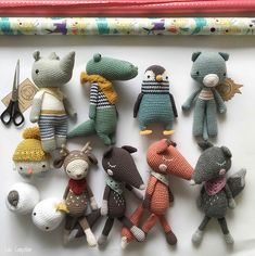 Diy Crochet Toys, Crochet Toys Patterns, Stuffed Toys Patterns, Crochet Crafts, Crochet Dolls, Crochet Yarn, Crochet Projects, Crochet Animals, Confection Au Crochet