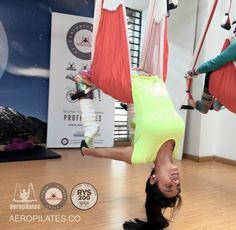 Pilates Columpio: El Método AeroPilates® by Rafael Martinez Triunfa en Latino América | Aero Pilates Madrid