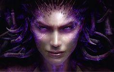 Favourite character in Starcraft 2 - Heart of Swarm, Kerrigan