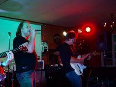 Foto: Blogger Peter Kulpe von http://blog.peterkulpe.eu zeigt 16. Emmendinger Musiknacht - Bähd en blu -