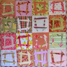 Another quilt from Kathy H. for the Washington Wildfires families!