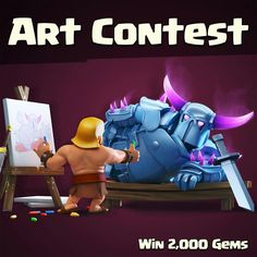 Clash Royale Hack - Get Unlimited Gems and Gold Best Games, Fun Games, Awesome Games, Video Game Art, Video Games, Barbarian King, Clash On, Trill Art, Clash Of Clans Hack