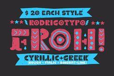 Froh -75% by Rodrigo Typo on @creativemarket